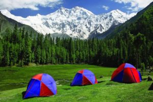 fairy meadows trek