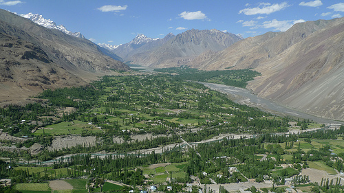Naz Bar An Yasin Valley